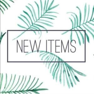 Other - New Items --->